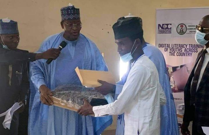 Why NCC steps up digital literacy training for youths- Danbatta - New Dawn  Nigeria